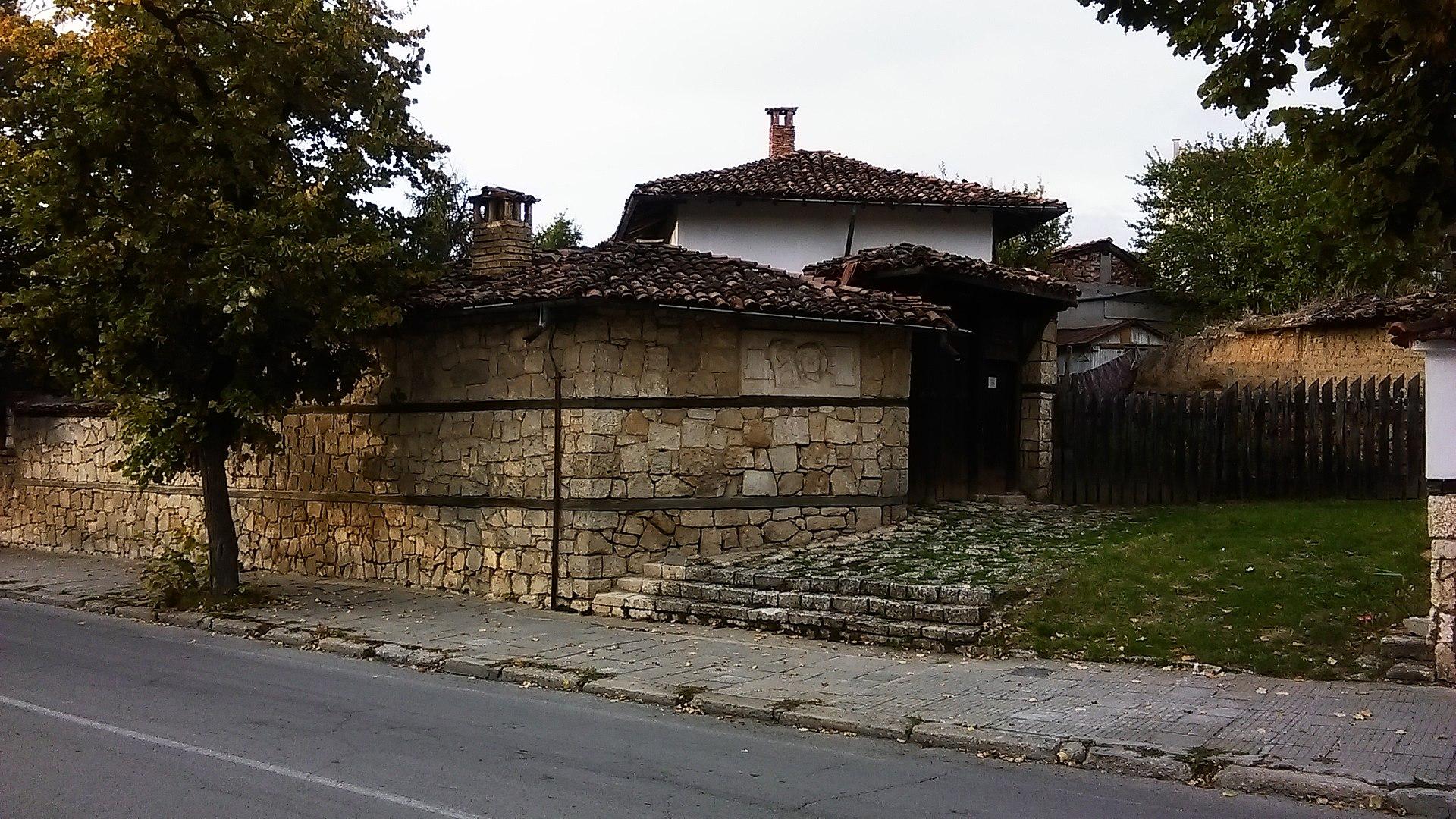 Постоянна експозиция в къща музей Станка и Никола Икономови