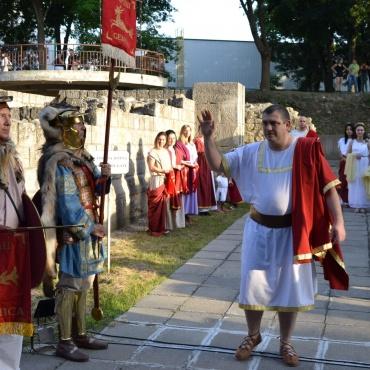 """Фестивалът """"Белите нощи на Разград"""" предизвика огромен интерес сред разградчани и гостите на града."""